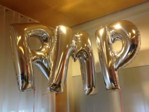 RMP ballong